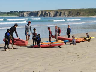 Sauvetage australien - surf - lifesaving - goulien